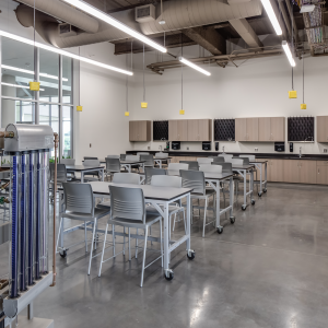 Case Systems, Casework, K-12, Green Tech Science Room, Maker Space