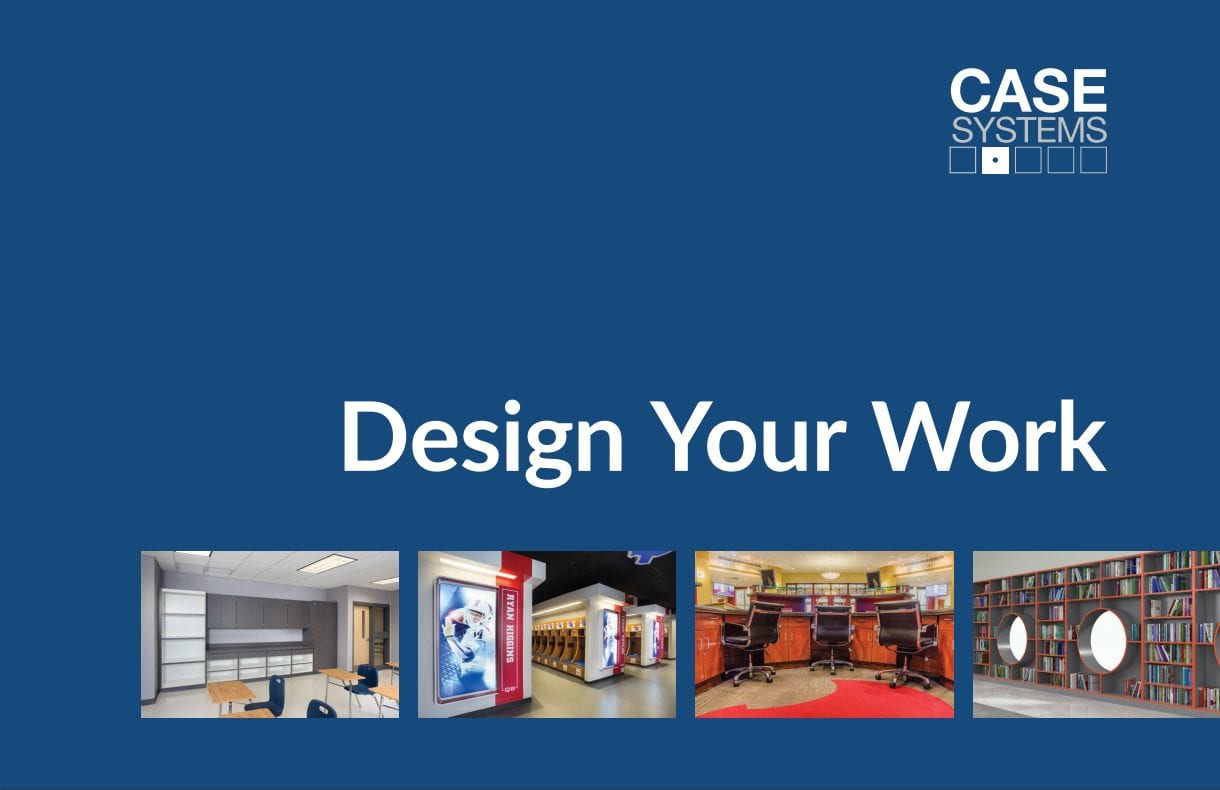 Image of Casework Company and Product Overview brochure