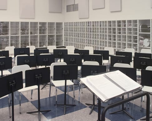 Music Room and Instrument Storage , Cabinets, and Furniture | Case ...