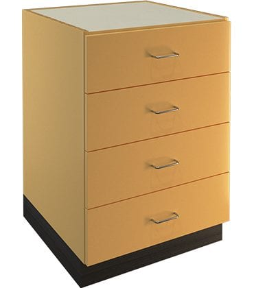 yellow base cabinet image