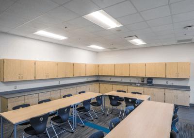 school cabinets