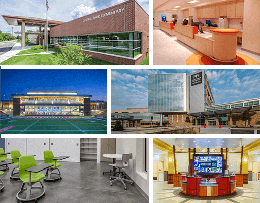 CaseSystems featured projects