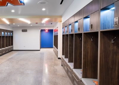 Team Lockers