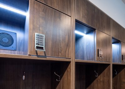 Digital Lock for Lockers